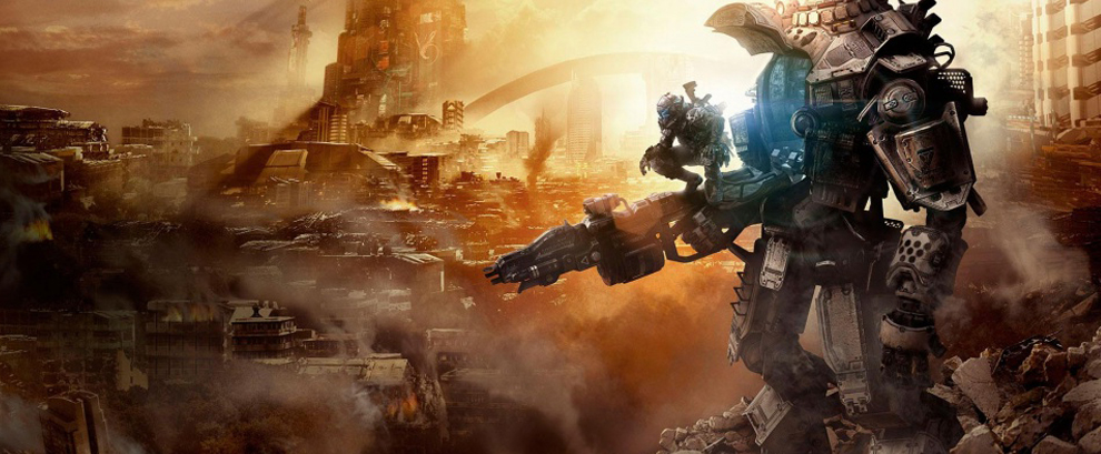 Titanfall out now!